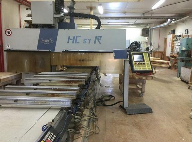 W Mega Usługowe wycinanie schodów CNC - mapa wykonawców XR37