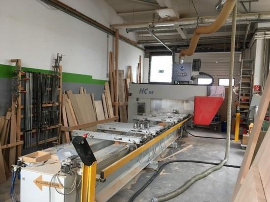 Wspaniały Używane maszyny CNC do schodów od Stolarzy GD51